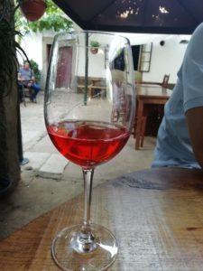 苺フレーバーのロゼワイン
