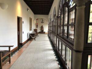 パラドール 廊下
