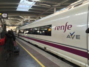スペイン新幹線